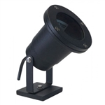 5510-BK | Orbit Underwater Solid Aluminum Fixture - MR16 | USALight.com
