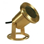 B510 | Orbit Underwater Solid Brass Fixture - MR16 | USALight.com