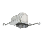 "B6-GU24-IC | 6"" Miniature Compact Fluorescent GU24 IC Housing 