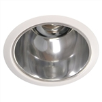 "B701CL-WH | 6"" Ring Trim - Reflector Cone 