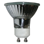 BABFG-GU10-120 | MR16 Halogen Bulbs - 20 watt 120 volt - GU10 Base | USALight.com