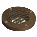 FG5012-BR | Evergreen Landscape Well Light - Bronze | USALight.com