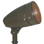 HL20BZ | Evergreen Landscape Light - Bronze Small Bullet Style | USALight.com