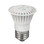 LED7E26PAR1627KNFL | TCP Brand LED 7W PAR16 - 2700K - Narrow Flood - DIMMABLE | USALight.com