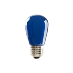 S14BLU1C-LED | Halco 80518 ProLED S14 Sign Lamps - Blue | USALight.com