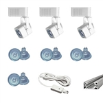 US-263-3W | Trade Show Track Lighting Kit Small | USALight.com