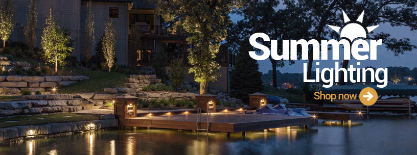 USALight summer landscape fixtures