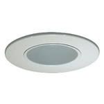 "B1202W-WH | 2"" Reflector Trim - Regressed 