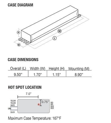 Halco 52118 ep240rsmv 2 lamp 4 t12 fluorescent ballast 120 halco 2 lamp 4 t12 fluorescent ballast 120277 sciox Image collections