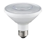 LED12P30S27KNFL | TCP Brand LED 12W Smooth PAR30 Short Neck - 2700K - NON-DIMMABLE | USALight.com