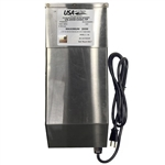 SSC200S12VDC-TP | Outdoor Magnetic Transformer with Secondary - 200 watt - 12 Volt - Stainless Steel | USALight.com