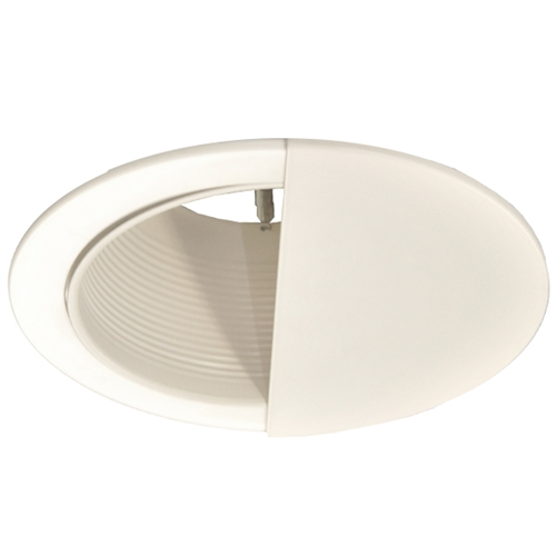 6 recessed lighting wall wash trims line voltage us 609w 6 reflector wall wash trim usalight aloadofball Gallery